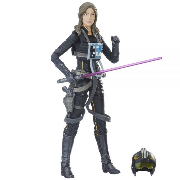 STAR WARS BLACK SERIES JAINA SOLO (LEGENDS) ACTIONFIGUR