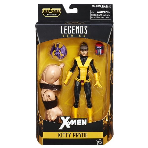 MARVEL LEGENDS X-MEN: KITTY PRYDE 15cm ACTIONFIGUR
