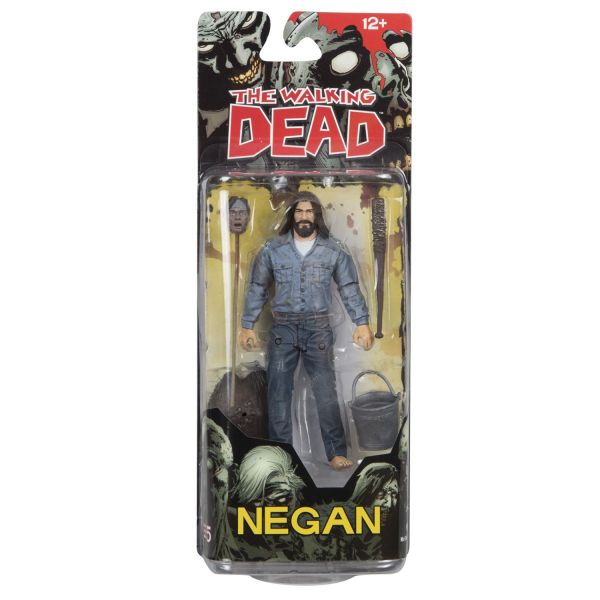 WALKING DEAD COMIC SERIES 5 NEGAN: IMPRISONED ACTIONFIGUR