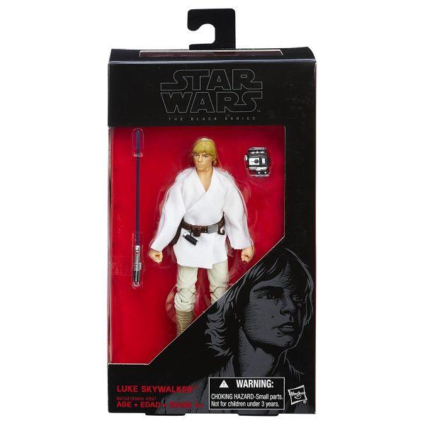 Star Wars The Black Series Luke Skywalker Actionfigur