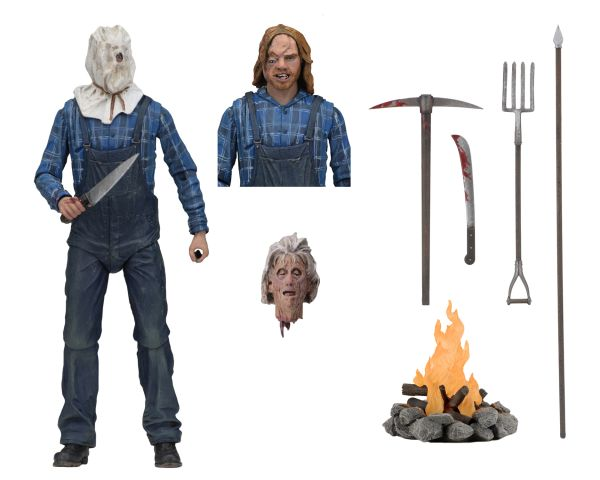 FRIDAY THE 13TH PART 2 ULTIMATE JASON VOORHEES 17,5 cm ACTIONFIGUR