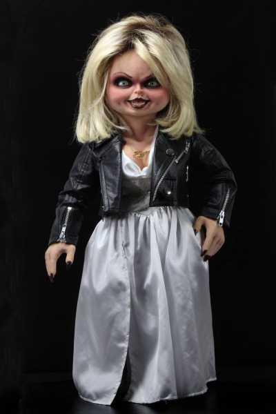 VORBESTELLUNG ! Chucky und seine Braut Prop Replik 1/1 Tiffany Puppe 76 cm