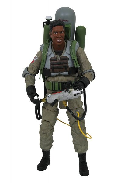 GHOSTBUSTERS 2 SELECT SERIES 7 SLIME-BLOWER WINSTON ZEDDEMORE ACTIONFIGUR