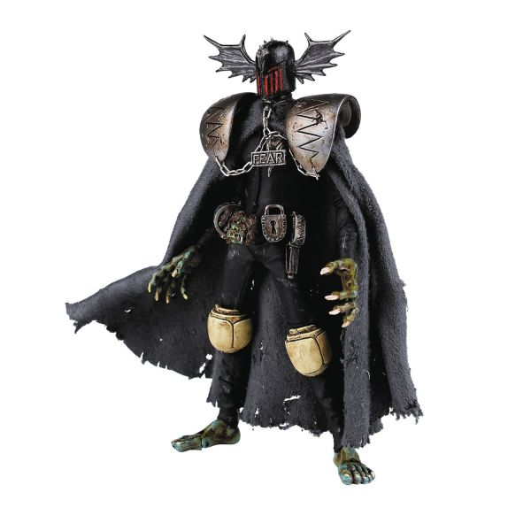 2000 AD JUDGE FEAR 1/12 SCALE ACTIONFIGUR