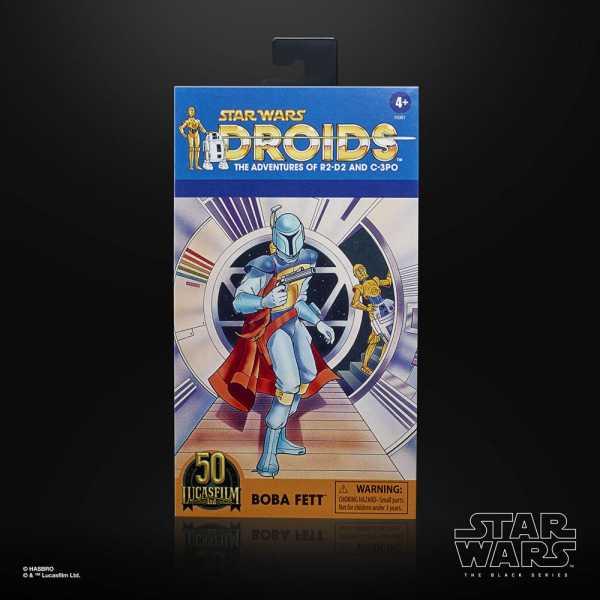 VORBESTELLUNG ! Star Wars: Droids Vintage Collection Actionfigur 2021 Boba Fett 10 cm