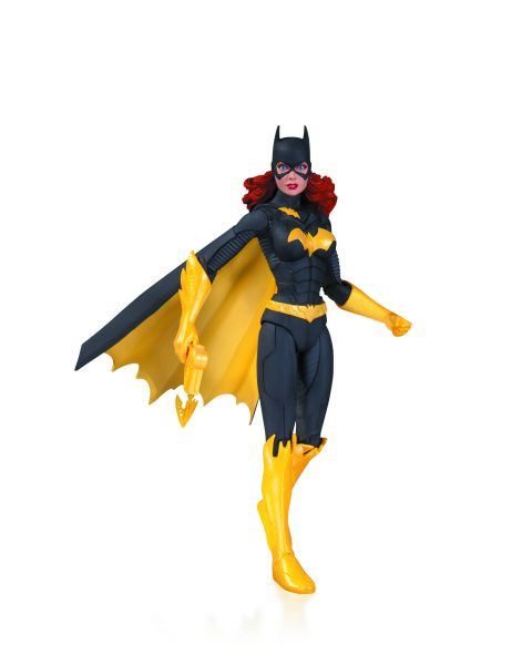 DC COMICS NEW 52 BATGIRL ACTIONFIGUR