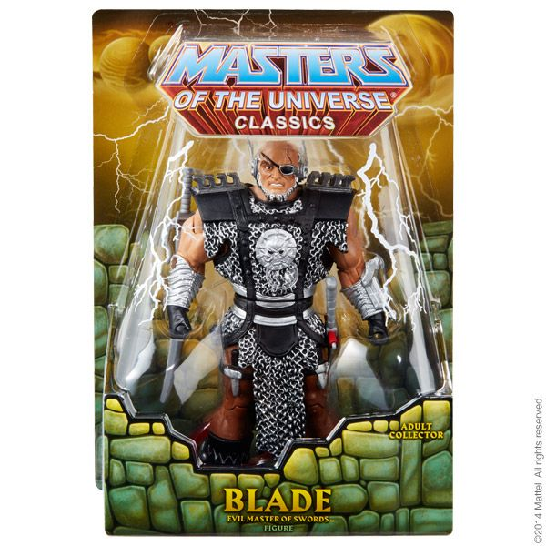 Masters of the Universe® Blade ACTIONFIGUR