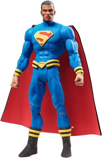 DC MULTIVERSE 15cm EARTH 23 SUPERMAN ACTIONFIGUR