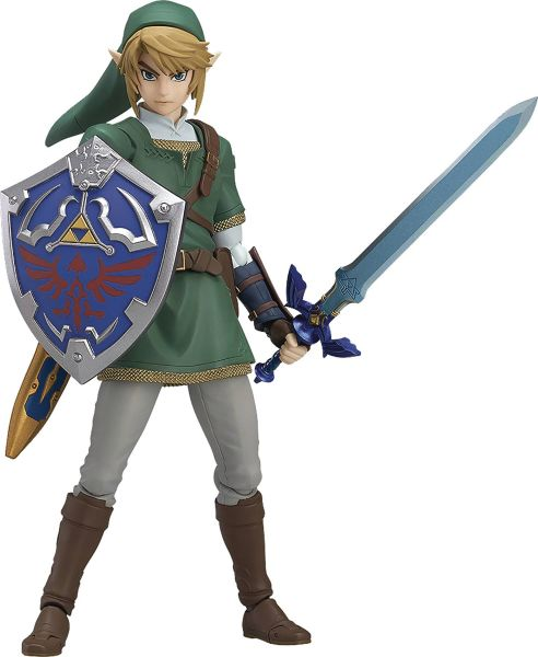LEGEND OF ZELDA TWILIGHT PRINCESS LINK FIGMA ACTIONFIGUR