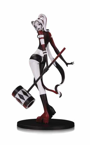 DC ARTISTS ALLEY HARLEY SHO MURASE PVC STATUE