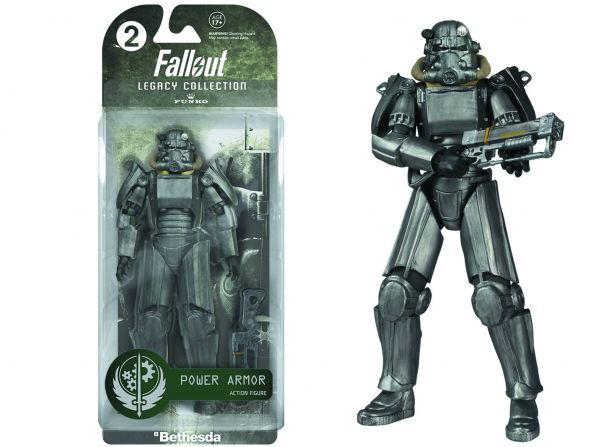 LEGACY FALLOUT POWER ARMOR ACTIONFIGUR