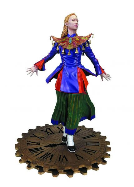 ALICE THROUGH THE LOOKING GLASS GALLERY ALICE PVC STATUE