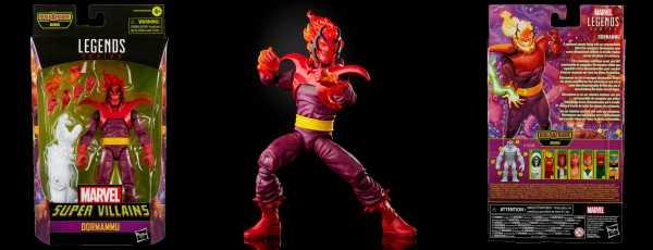 VORBESTELLUNG ! Marvel Legends Super Villains Dormammu 6 Inch Actionfigur