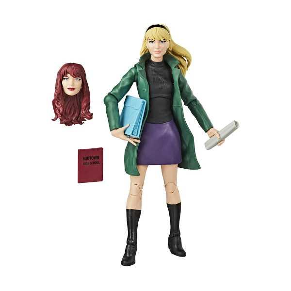VORBESTELLUNG ! Spider-Man Retro Marvel Legends Gwen Stacy 6 Inch Actionfigur