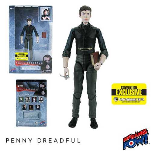 PENNY DREADFUL DOCTOR VICTOR FRANKENSTEIN 15 cm ACTIONFIGUR CONVENTION EXCLUSIVE