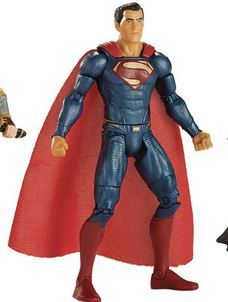 JUSTICE LEAGUE MOVIE MULTIVERSE SUPERMAN ACTIONFIGUR