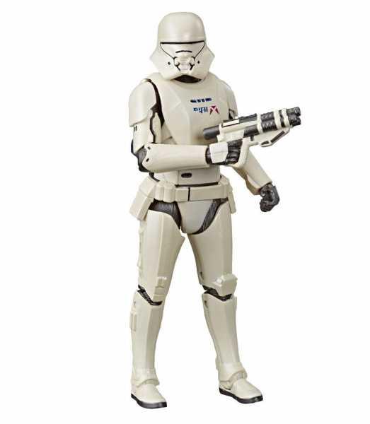 Star Wars Episode IX Black Series Carbonized First Order Jet Trooper 15 cm Actionfigur