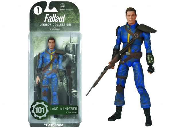 LEGACY FALLOUT LONE WANDERER ACTIONFIGUR
