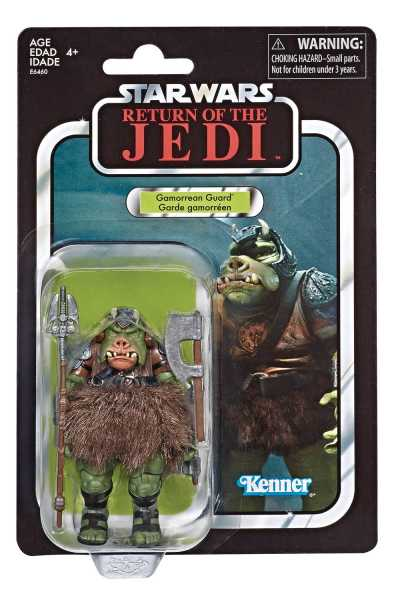 STAR WARS VINTAGE 10 cm GAMORREAN GUARD ACTIONFIGUR