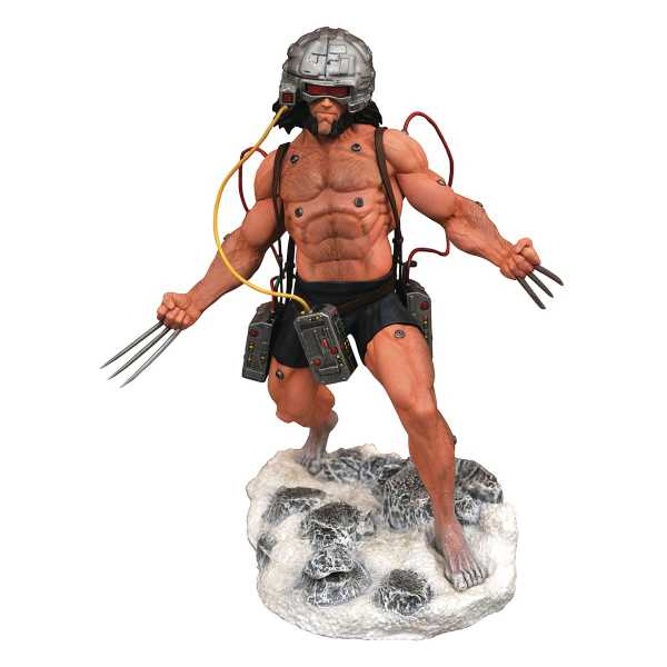 VORBESTELLUNG ! MARVEL GALLERY COMIC WEAPON-X PVC STATUE