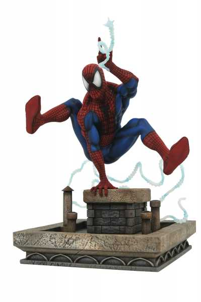 MARVEL GALLERY 90S SPIDER-MAN PVC STATUE