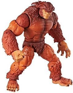 Sasquatch Build-a-Figure (BAF) Marvel Legends