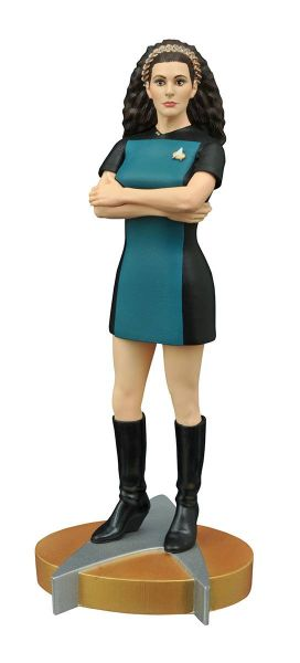 FEMME FATALES STAR TREK THE NEXT GENERATION TROI PVC STATUE