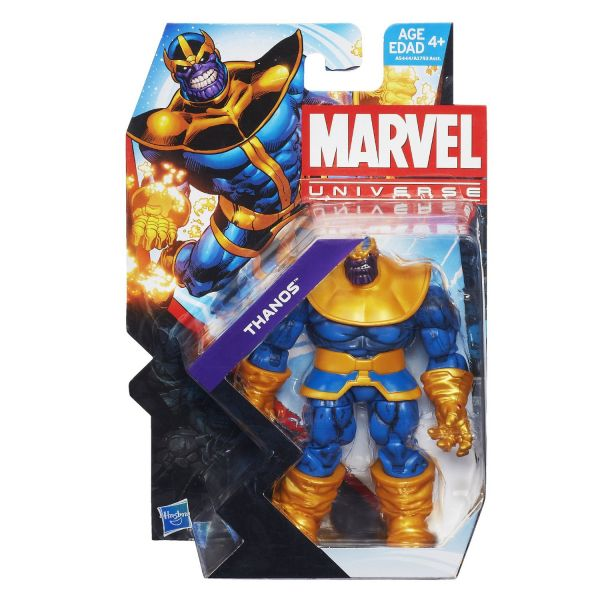 MARVEL UNIVERSE THANOS 10cm ACTIONFIGUR