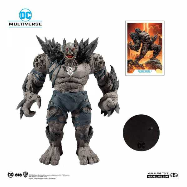 DC Multiverse Dark Nights Metal Devastator 18 cm Actionfigur