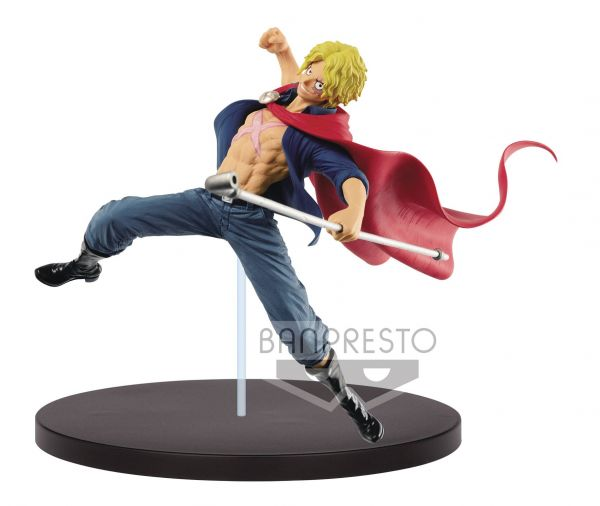 ONE PIECE WORLD FIGURE COLOSSEUM IN CHINA SABO FIGUR