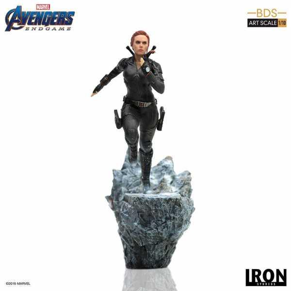VORBESTELLUNG ! Avengers: Endgame BDS Art Scale Statue 1/10 Black Widow 21 cm
