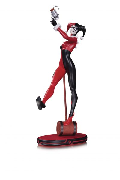 DC COMICS COVER GIRLS CLASSIC HARLEY QUINN 2ND EDITION STATUE