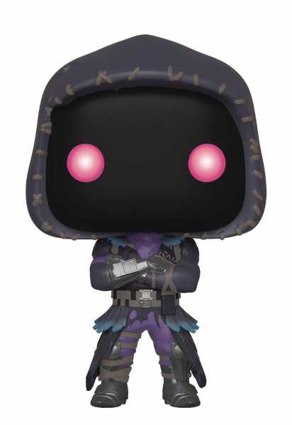 POP GAMES FORTNITE SEASON 2 RAVEN VINYL FIGUR