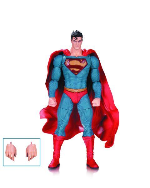 DC COMICS DESIGNER SERIES LEE BERMEJO SUPERMAN ACTIONFIGUR
