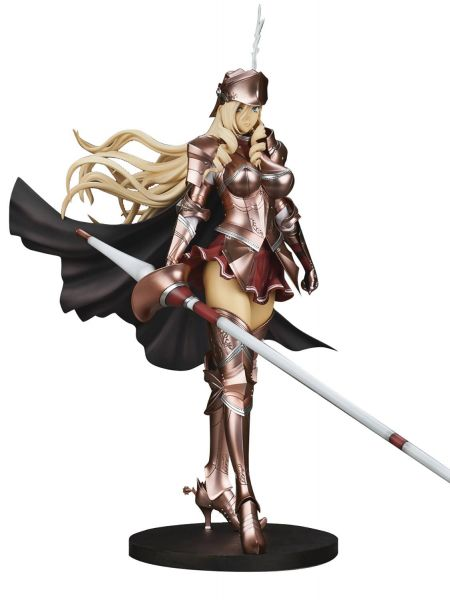 WALKURE ROMANZE CELIA CUMANI AINTREE 1/6 PVC STATUE PINK VERSION