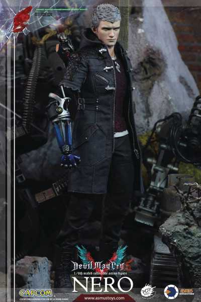 DEVIL MAY CRY V NERO 1/6 ACTIONFIGUR