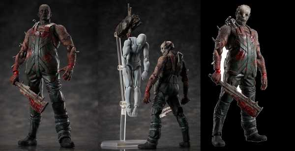 VORBESTELLUNG ! Dead by Daylight The Trapper 15 cm Figma Actionfigur