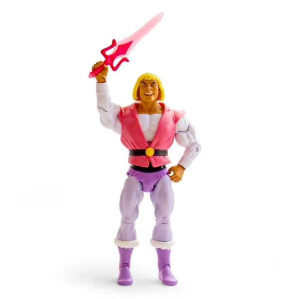 Masters of the Universe Club Grayskull Prince Adam (Laughing) Actionfigur