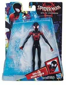 SPIDER-MAN SPIDER-VERSE 15 cm MILES MORALES ACTIONFIGUR
