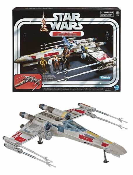 VORBESTELLUNG ! STAR WARS VINTAGE LUKE SKYWALKER RED 5 X-WING FIGHTER