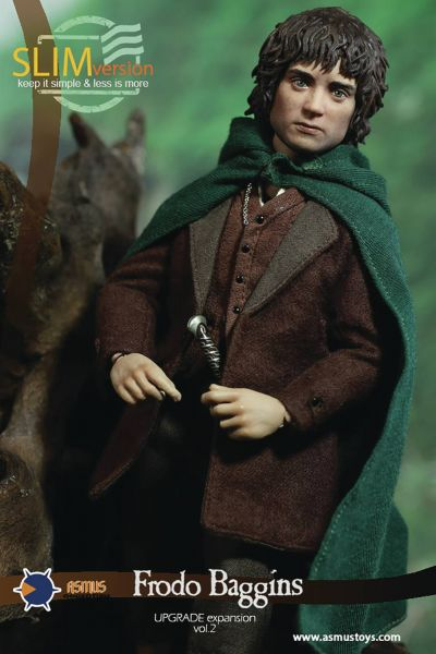 LORD OF THE RINGS FRODO SLIM SERIES 1/6 ACTIONFIGUR
