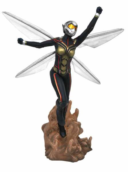 MARVEL GALLERY ANT-MAN & THE WASP MOVIE WASP PVC STATUE