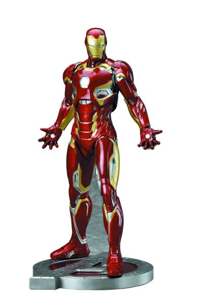 MARVEL IRON MAN MK 45 ARTFX+ STATUE