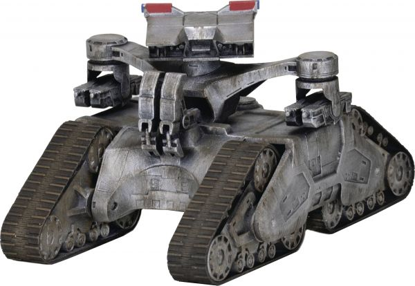 CINEMACHINES DIE-CAST TERMINATOR 2 HUNTER KILLER TANK