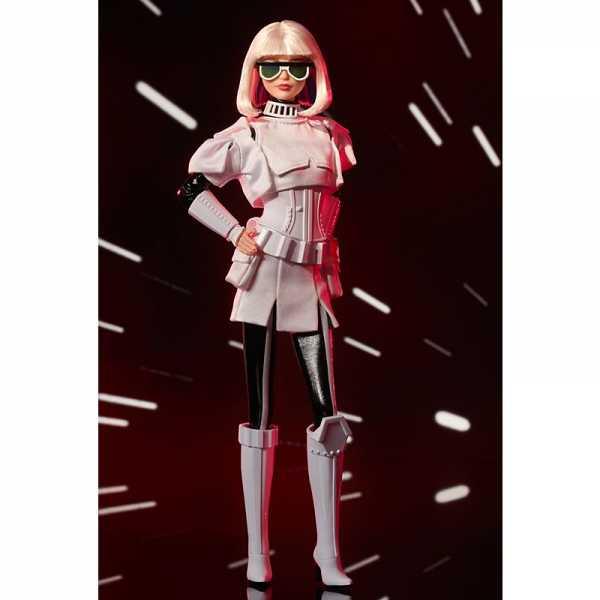 Star Wars x Barbie Stormtrooper Puppe