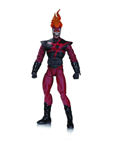 DC COMICS SUPER VILLAINS DEATHSTORM ACTIONFIGUR