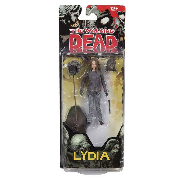 WALKING DEAD COMIC SERIES 5 LYDIA ACTIONFIGUR
