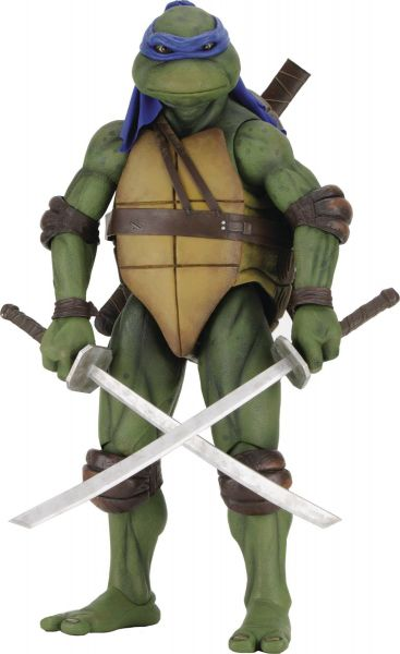 TEENAGE MUTANT NINJA TURTLES LEONARDO 1/4 SCALE ACTIONFIGUR