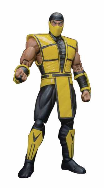 STORM COLLECTIBLES MORTAL KOMBAT 3 SCORPION ACTIONFIGUR