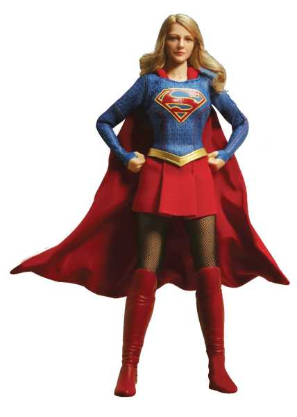 DC TV SUPERGIRL 1/8 COLLECTIBLE ACTIONFIGUR